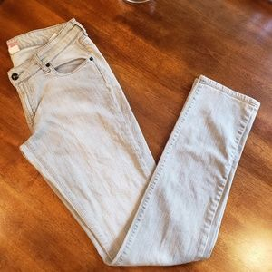 Light Gray H&M Skinny Jean